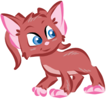 Red Acara by Tibby-Kitty