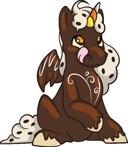 Chocolate Uni by Tibby-Kitty
