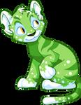 Speckled Kougra