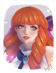 Guinevere Mobile Legends by BunsArts