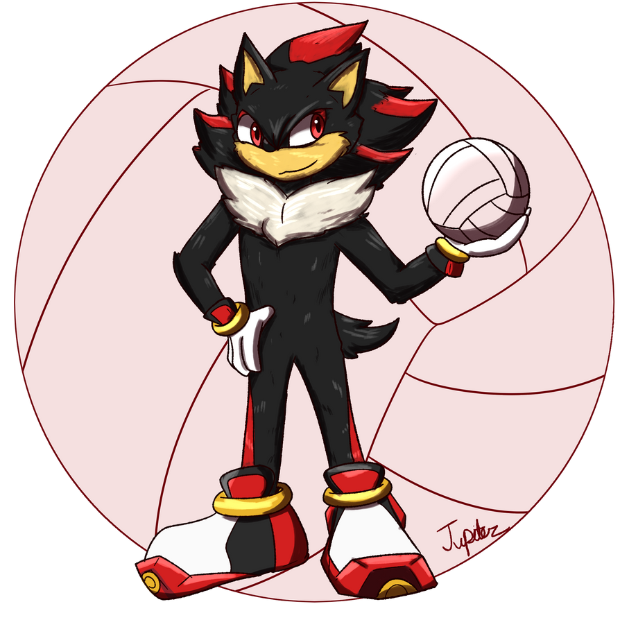 AT // Shadow the Hedgehog by SpectacularJupiter