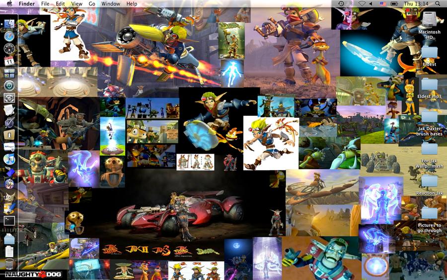 Jak And Daxter Wallpaper 12835797: Jak And Daxter Wallpaper By Padawanofplokoon On DeviantArt