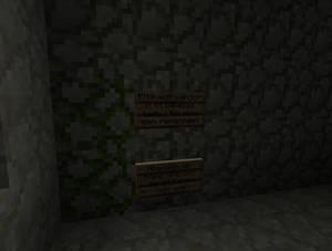 My own Minecraft dungeon 1.