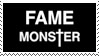 I'm A Fame Monster by drkxpnkxluvxletters