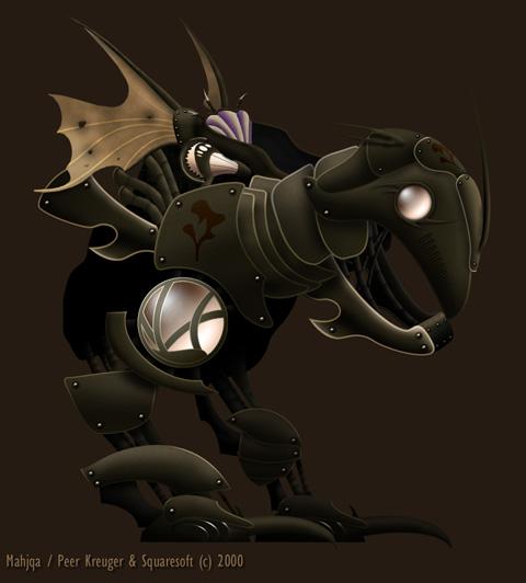 Magitek armor by mahjqa