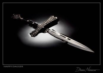 Happy Dagger by Davenit