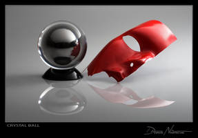 Crystal Ball by Davenit