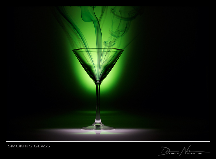 Smoking Glass by Davenit