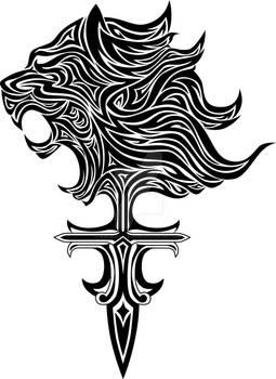 Tribal Lionheart