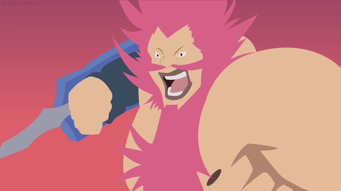 Beast-King-UrobollD!ck-sama(Vector Wallpaper) by DaxterYx12