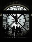 Paris Time II - Silhouettes