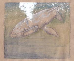 Leviathan by Samiira-Sikuriina