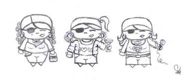 P-Crew by S0LANGE