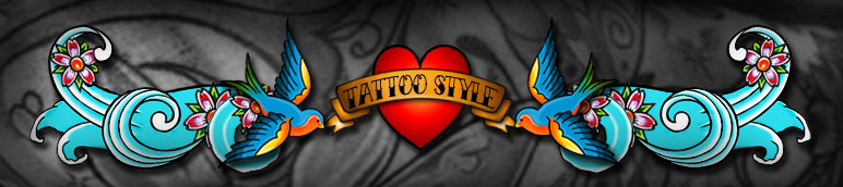 TATTOO STYLE by S0LANGE