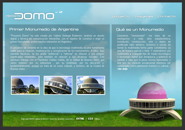 Proyecto Domo by S0LANGE