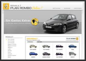 Renault Plan Rombo Online