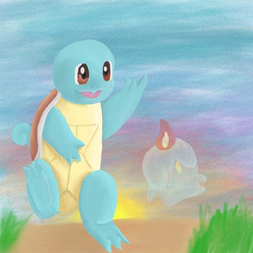 PMD: Team Celestial by PokemonForeverFan