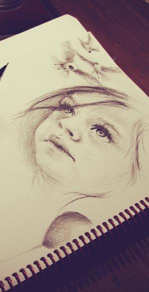 sketchbook. by JanetV