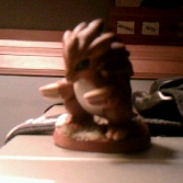 Sandslash Mini - Cellphone pic by Mage189