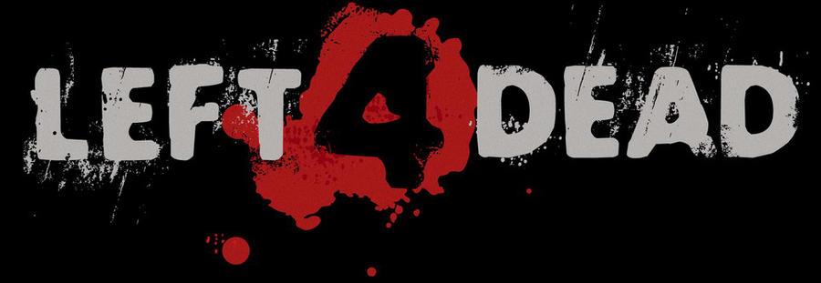 Логотип игры Ключ Left 4 Dead.