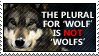 Wolfs by paramoreSUCKS