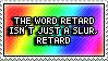 retarded retarded retarded by paramoreSUCKS