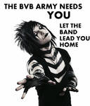 BVB Army Poster