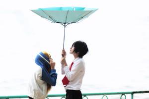 Arakawa_Love Storm by Dan-Gyokuei