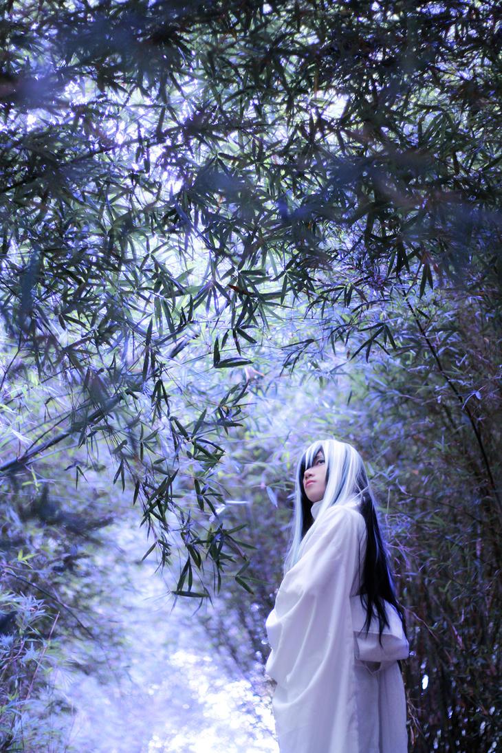 Nurarihyon_She brings coldness by Dan-Gyokuei