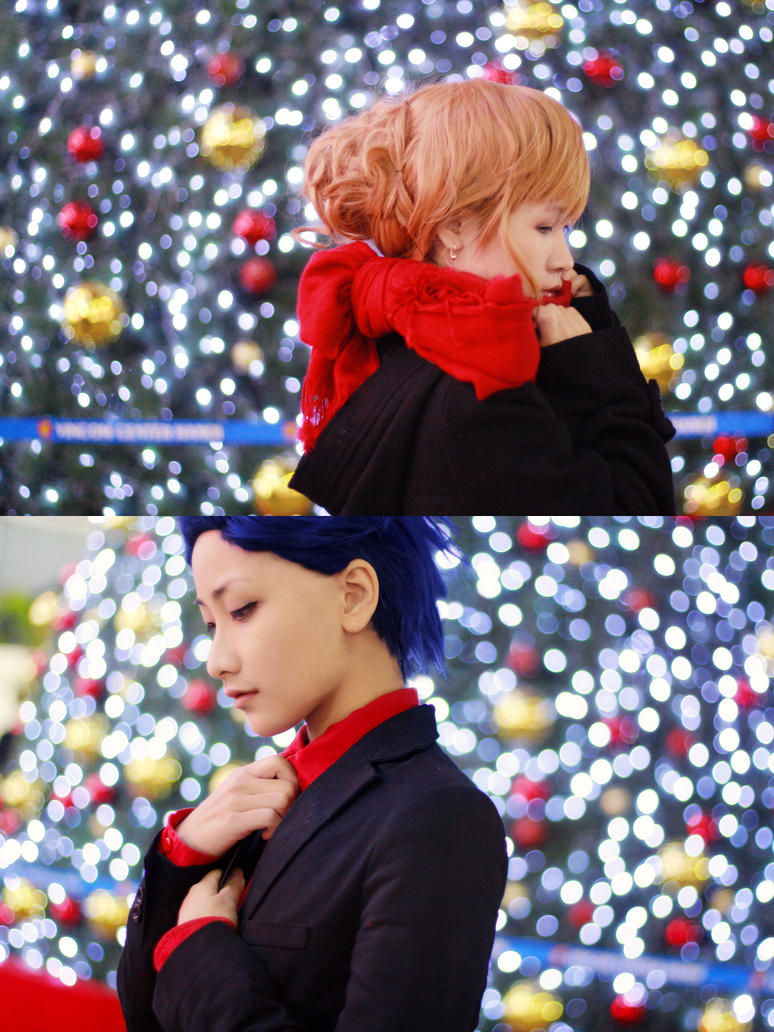 Toradora_Saa Christmas by Dan-Gyokuei