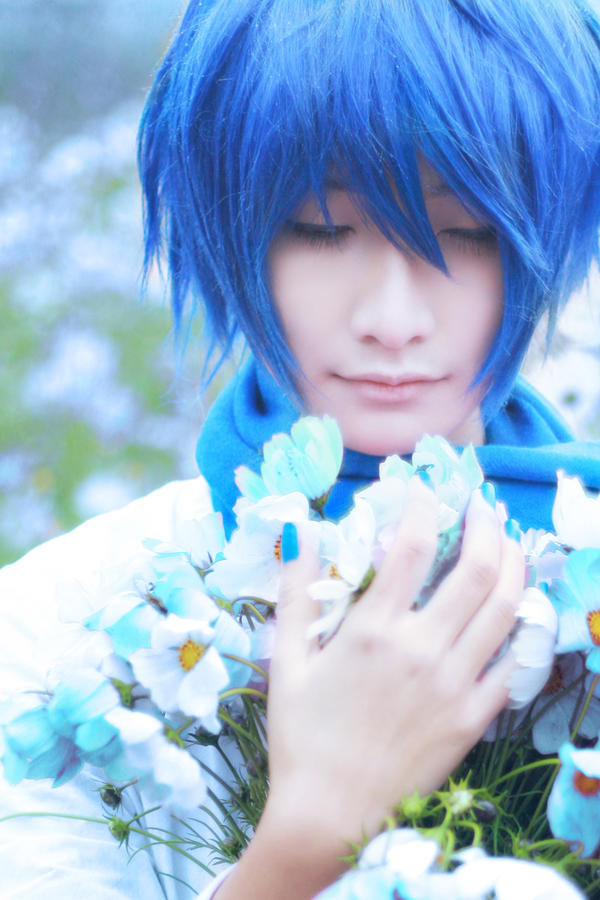 Cosplays~ - Página 2 Kaito_world_is_blue_by_dan_gyokuei-d4l5rfz