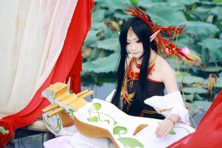 TRC_Ashura Ou 6 by Dan-Gyokuei