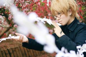 Natsume Yuujinchou_Natori Shuuichi by Dan-Gyokuei