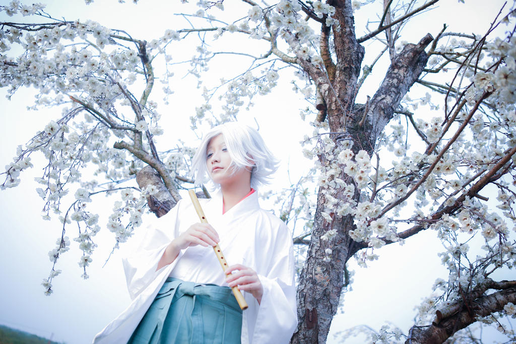Kamisama Hajimemashita_ the white snake by Dan-Gyokuei