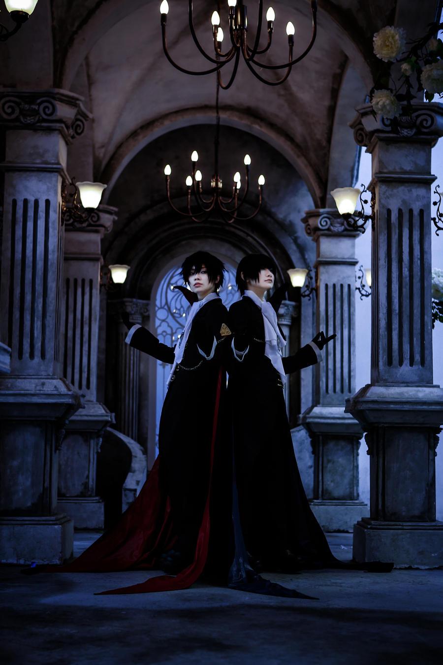 [TSUBASA -RESERVoir CHRoNiCLE-] The vampire twin by Dan-Gyokuei