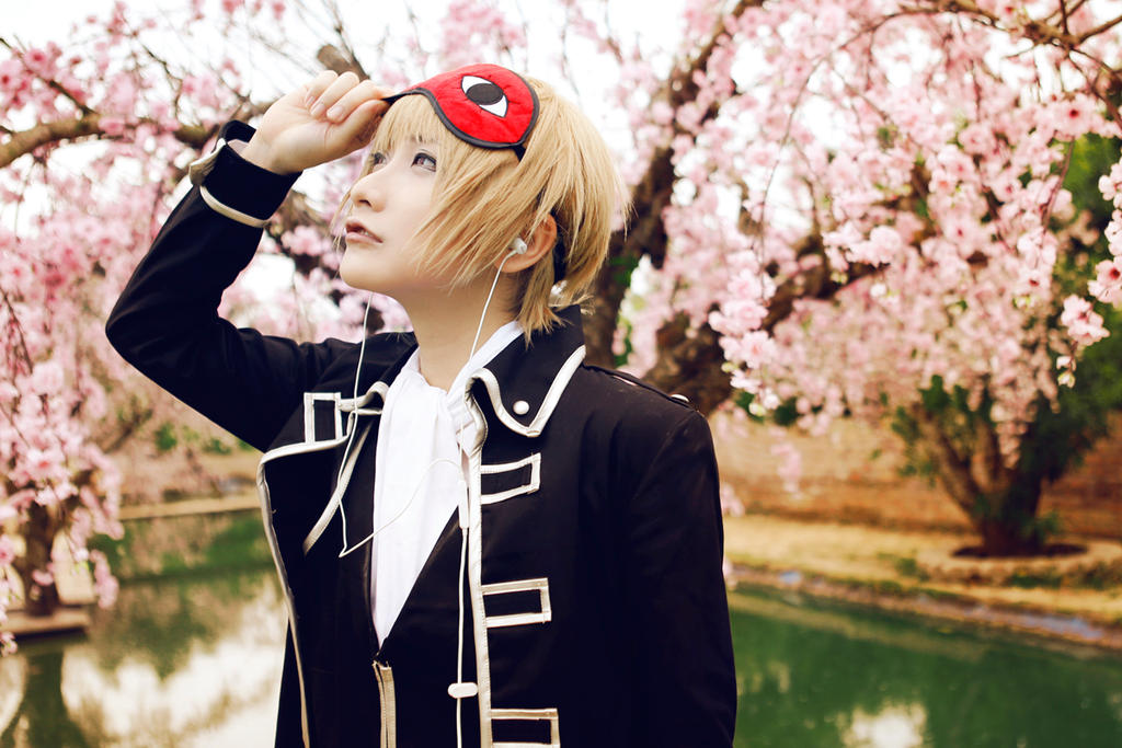 Gintama_Okita Sougo by Dan-Gyokuei