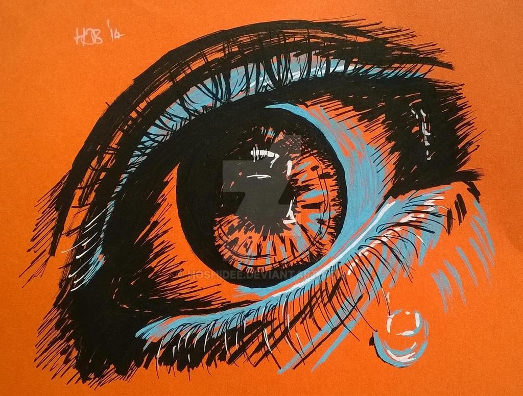 Eye 1 by HoshiDee