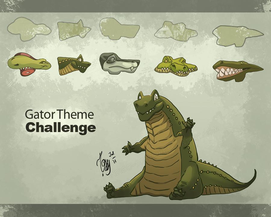 Character Design Challenge Concept : Character design challenge and baldi u oinkfrog