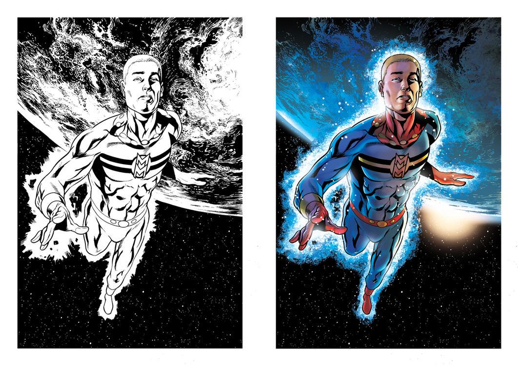 Marvelman by YelZamor