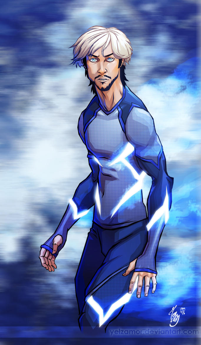 Quicksilver by YelZamor on DeviantArt