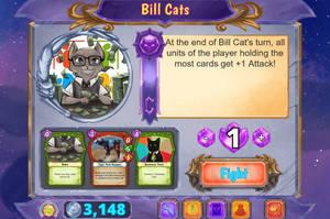 Boss 4BillCats by YelZamor