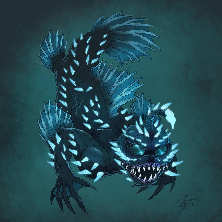 Mermay - Deep Angler by YelZamor