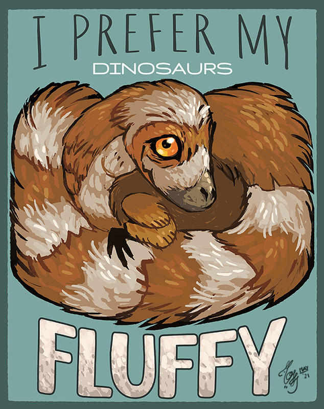 I like em Fluffy