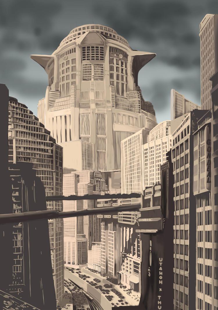 Metropolis by OralGiacomini