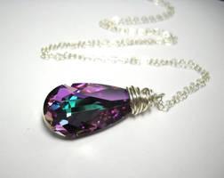 Rainbow Swarovski Crystal by ClassicKeepsakes