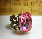 Victorian Plush Pink