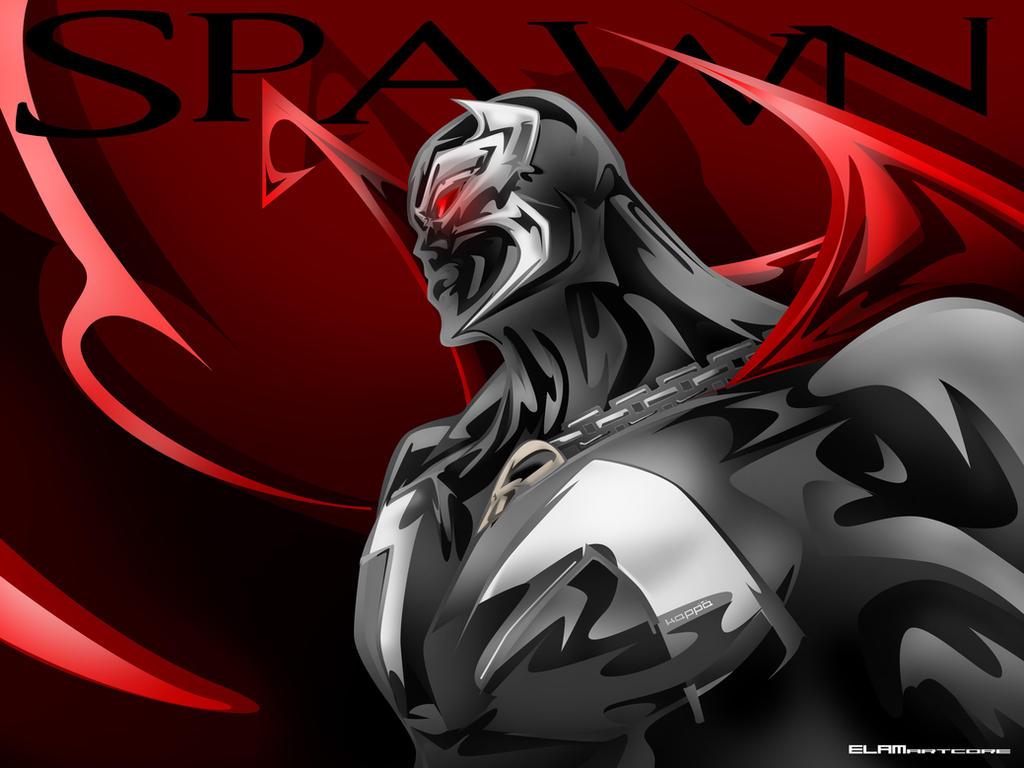 Spawn Head by KAPPA-elamARTcore
