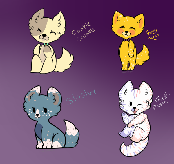 open cute doggie Adopts by laneypumpkins