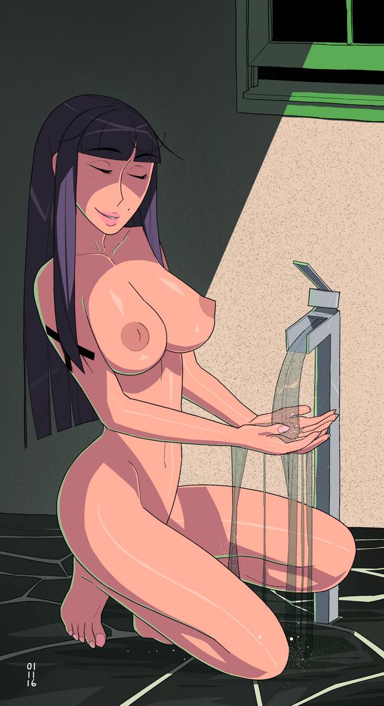 Bathtime Alix by ad2010