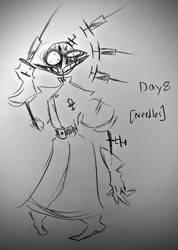 NEEDLES [GORETOBER - 8]